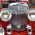1948 Triumph 1800 Roadster by Jack R Perry