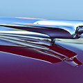 1949 Cadillac Hood Ornament by Jill Reger