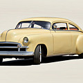 1949 Chevrolet Custom Fleetline Sedan II by Dave Koontz