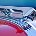 1949 Diamond T Truck Hood Ornament 3 by Jill Reger