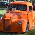 1949 International Truck by AJ Schibig