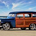 1949 Willys Woody Wagon I by Dave Koontz