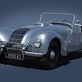 1950 Allard K1 Roadster by Jill Reger