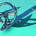 1950 Buick Hood Ornament by Jill Reger