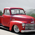1950 Chevrolet 3100 Pickup 'show Low' II by Dave Koontz