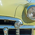 1950 Chevrolet Fleetline Grille by Jill Reger