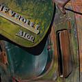 1950 Chevrolet Pickup Truck Emblem by Nick Gray