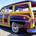 1950 Chrysler Royal Woody by Steven Parker