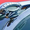 1950 Dodge Coronet Hood Ornament by Jill Reger