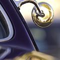 1950 Mercury Custom Lead Sled Side Mirror by Jill Reger