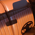 1950 Oldsmobile Rocket 88 Convertible Interior by Jill Reger