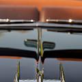 1950 Oldsmobile Rocket 88 Hood Ornament 3 by Jill Reger