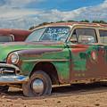 1950 Plymouth Suburban by Tony Baca