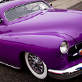 1950 Purple Mercury by David Patterson
