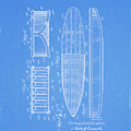 1950 Surfboard Patent by Dan Sproul