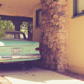 1950s Vintage Car And Home by Edward Fielding