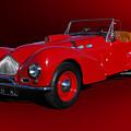 1951 Allard K2 Roadster by Jill Reger