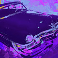 1951 Cadillac Pop Violet by David King