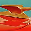 1951 Crosley Hot Shot Hood Ornament 2 by Jill Reger