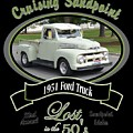 1951 Ford Truck Shields by Mobile Event Photo Car Show Photography