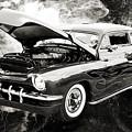 1951 Mercury Classic Car Photograph 001.01 by M K  Miller