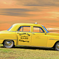 1951 Plymouth Sedan 'yellow Cab' by Dave Koontz