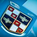 1951 Studebaker Hood Emblem by Jill Reger