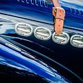 1952 Allard K2 Hood -0600c by Jill Reger