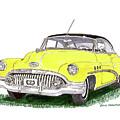 1952 Buick Special by Jack Pumphrey