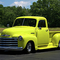 1952 Chevrolet Pickup Truck by Tim McCullough
