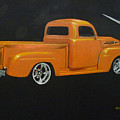 1952 Ford Pickup Custom by Richard Le Page