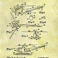 1952 Helicopter Patent by Dan Sproul