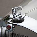1952 Triumph Renown Limosine Radiator Cap by Robert Kinser