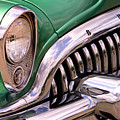 1953 Buick Chrome by Jerry Fornarotto