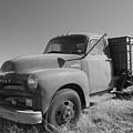 1953 Chevy Bobtail Truck by Bill Hyde