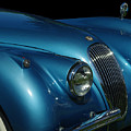 1953 Jaguar 120m  by Peter Piatt