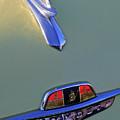 1953 Plymouth Hood Ornament by Jill Reger