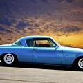 1953 Studebaker 'blue Streak' Commander by Dave Koontz