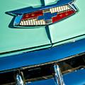 1954 Chevrolet Belair Emblem by Jill Reger