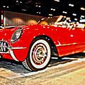 1954 Chevrolet Corvette Number 2 by Alan Look