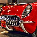 1954 Chevrolet Corvette Number 3 by Alan Look