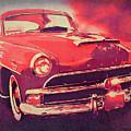 1954 Hudson Hornet Custom Red by David King