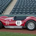 1954 Maserati A6 Gcs  by Jill Reger