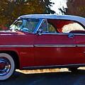1954 Mercury Monterey by Bill Cannon