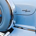 1954 Mercury Monterey Merc O Matic Spare Tire by Jill Reger