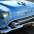1954 Olds - Oldsmobile 88 Front View by WHBPhotography Wallace Breedlove