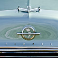 1954 Oldsmobile Super 88 Hood Ornament 3 by Jill Reger