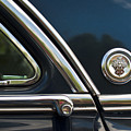 1954 Patrician Packard Emblem 3 by Jill Reger