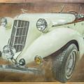 1955 Auburn Cabrio by Ramona Murdock