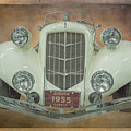 1955 Cabrio Front End by Ramona Murdock